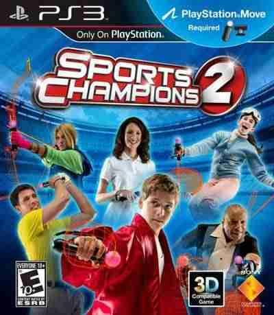 Descargar Sports Champions 2 [MULTI][Region Free][FW 4.2x][STRiKE] por Torrent